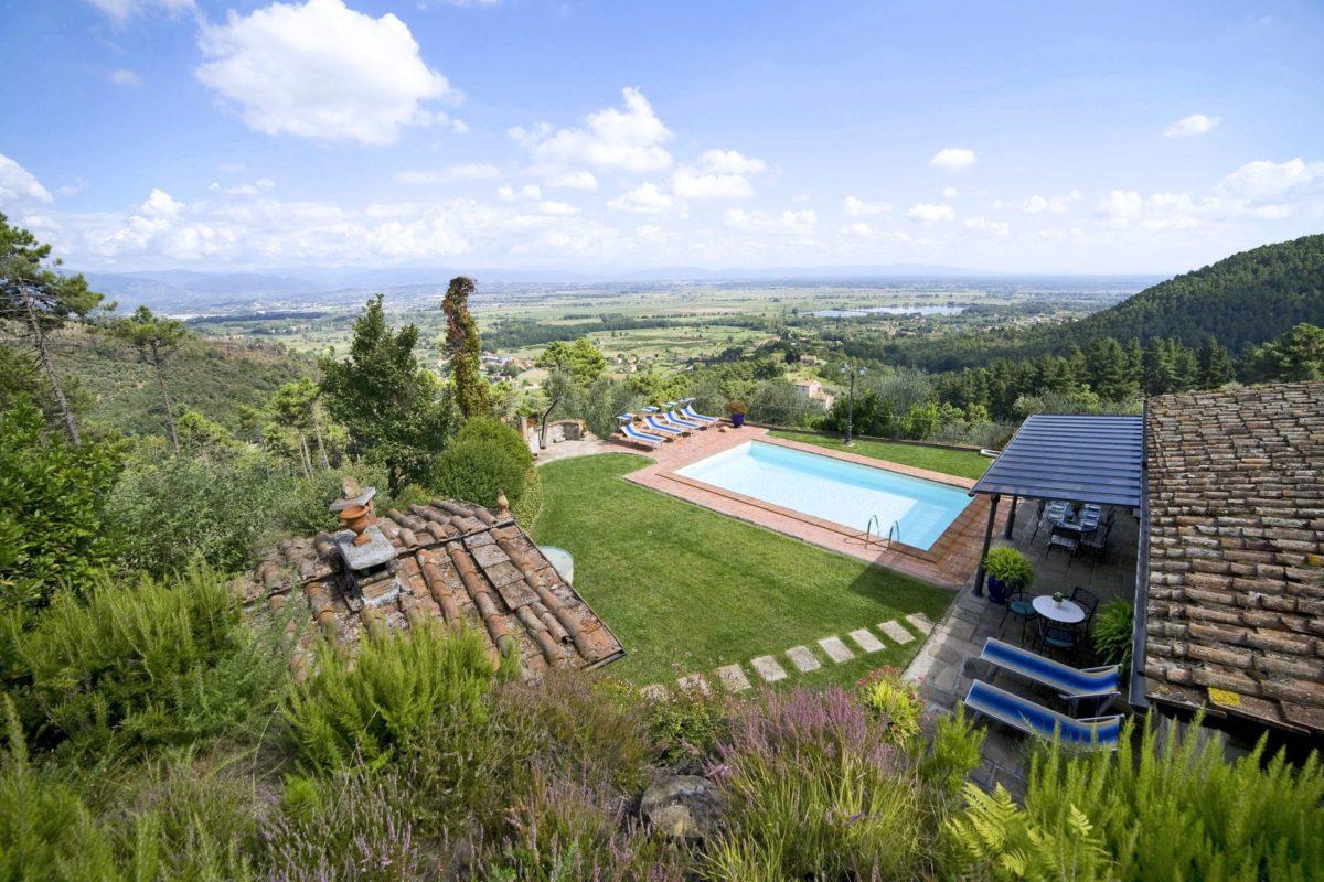 Location Maison de vacances - Al Mennuci - Onoliving - Italie - Toscane - Lucca