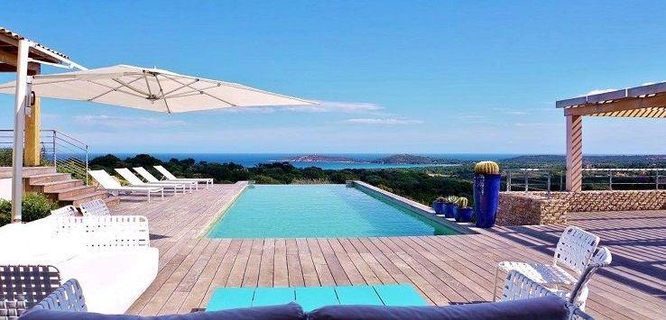 Villa gola corse porto vecchio france location - Location maison piscine porto vecchio ...