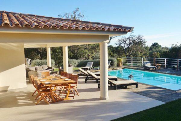 Location maison, Villa Arola, Onoliving, Corse, Porto-Vecchio