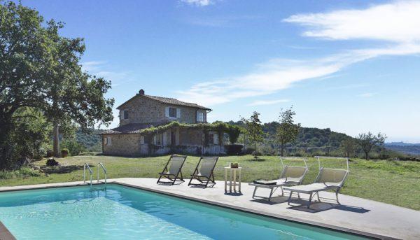 Location Maison de vacances - Villa Campa - Onoliving - Italie - Toscane - Maremme
