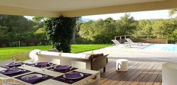 Location de maison, Villa Tina, France, Corse - Porto Vecchio