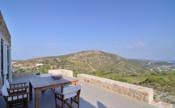 Location maison de vacances, Villa PAT01, Onoliving, Grèce, Dodecanèse - Patmos