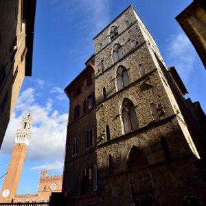 Carnet de voyages, Sienne et son Palio, Italie, Toscane, Sienne