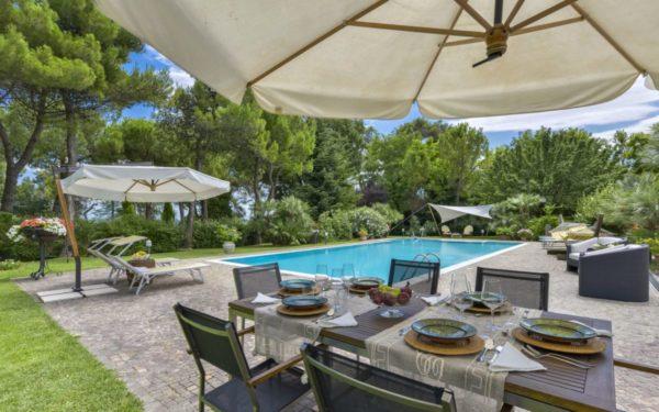 Location Maison de Vacances - Villa Bartola - Onoliving - Italie - Les Marches - Pesaro