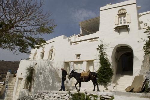 Carnet de voyages Onoliving, Grèce, Cyclades