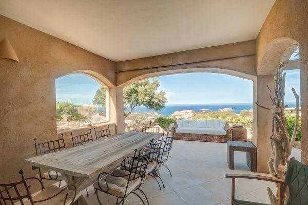 Location de maison, Villa Verano, Italie, Sardaigne - Porto Cervo