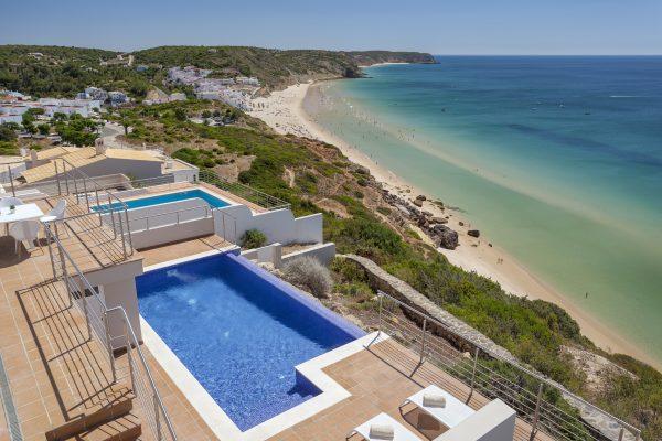 Location maison de vacances, Villa Vania, Portugal, Algarve, Salema