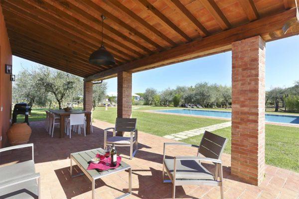 Location de maison de vacances - Onoliving - Villa Grappo - Italie - Toscane - Lucca