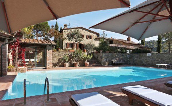Location de maison de vacances - Onoliving - Casina di Mello - Italie - Toscane - Chianti