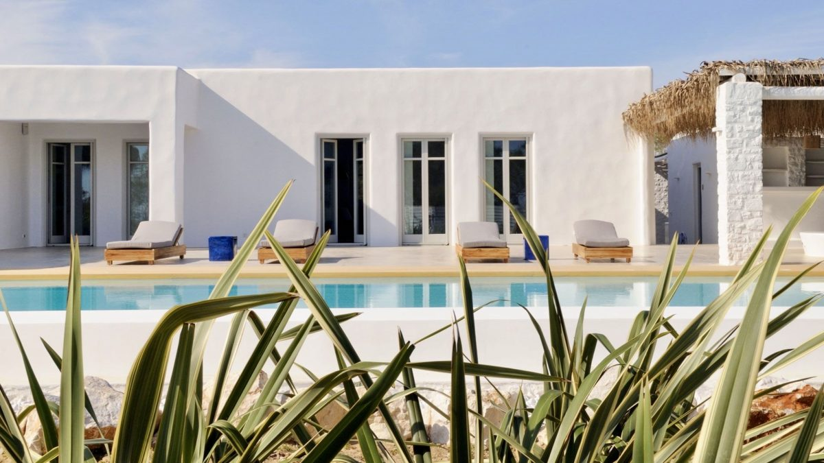 Location de maison, Golden Beach House, Onoliving, Grèce, Cyclades - Paros