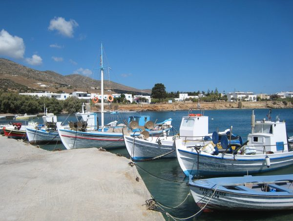 Carnet de Voyage, Île de Paros-Drios, Locations Vacances, Onoliving