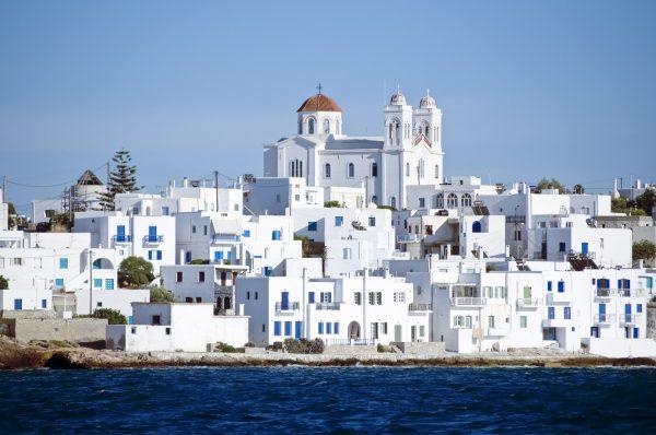 Carnet de Voyage, Île de Paros-Naoussa, Locations Vacances, Onoliving