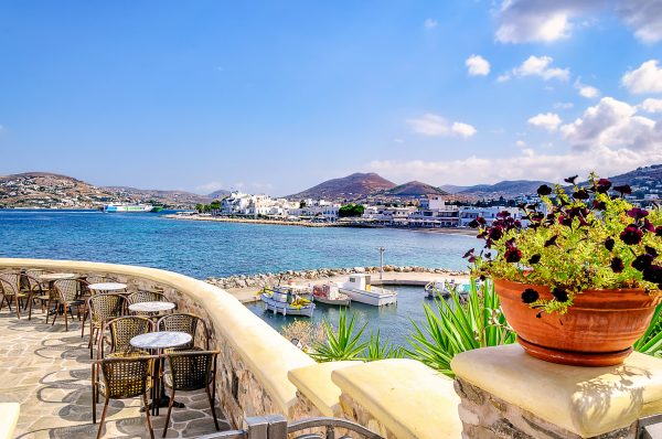 Carnet de Voyage, Île de Paros-Parikia, Locations Vacances, Onoliving
