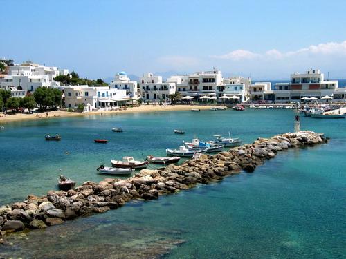 Carnet de Voyage, Île de Paros-Aliki, Locations Vacances, Onoliving