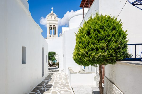 Carnet de Voyage, Île de Paros-Podromos, Locations Vacances, Onoliving