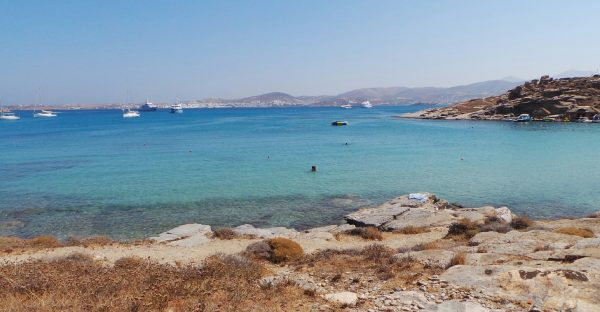 Carnet de Voyage, Île de Paros, plage2, Locations Vacances, Onoliving