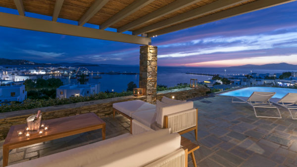 Location Vacances, Harbour Twilight Onoliving, Grèce, Cyclades - Mykonos