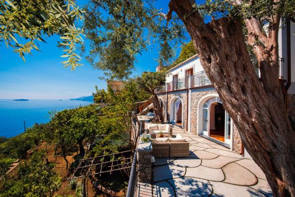 Location Maison de Vacances - Idina - Onoliving - Italie - Côte Amalfitaine - Positano