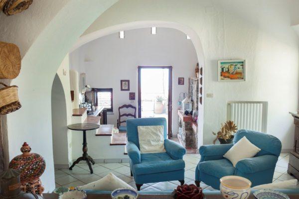 Location de maison, Villa Nympha, Onoliving, Italie - Campanie, Côte Sorrentine