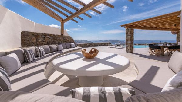 Location de maison de vacances, Villa 9761, Onoliving, Grèce, Cyclades - Mykonos