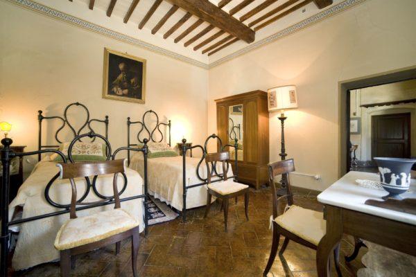 Location de maison, Villa di Montelopio, Italie, Toscane, Pise