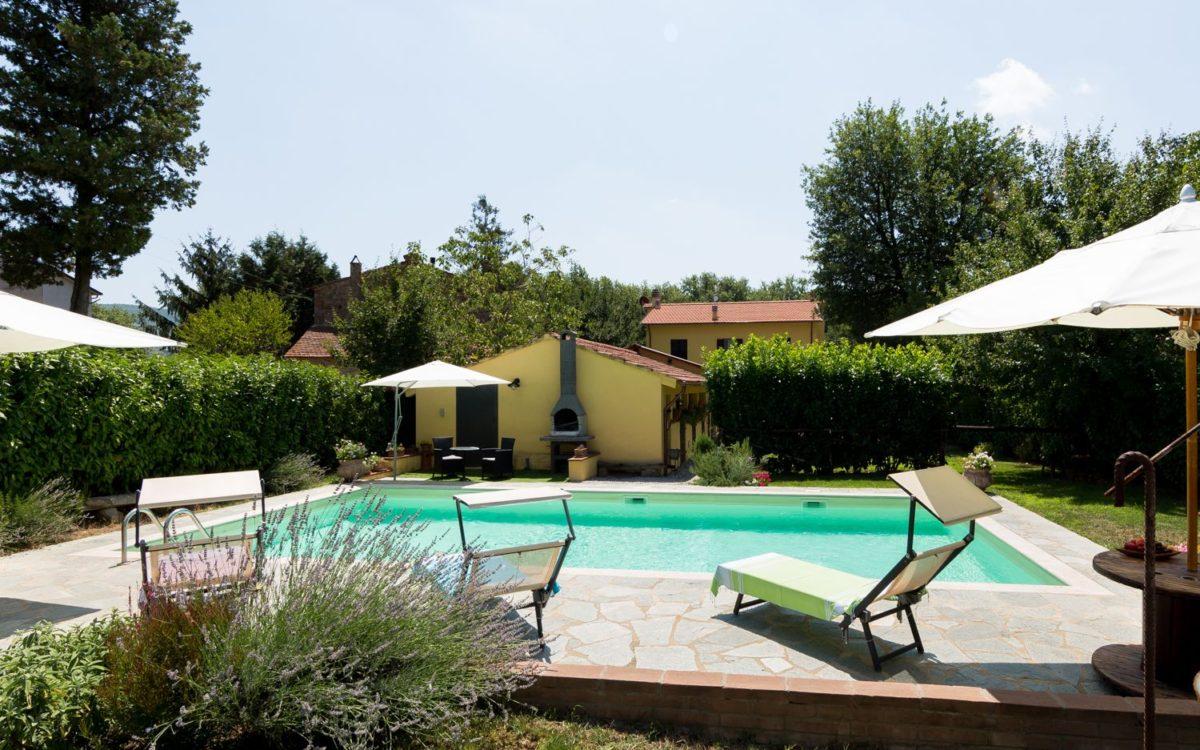 Toscane, Cortone - Villino Mila - Location Vacances Charme - Onoliving