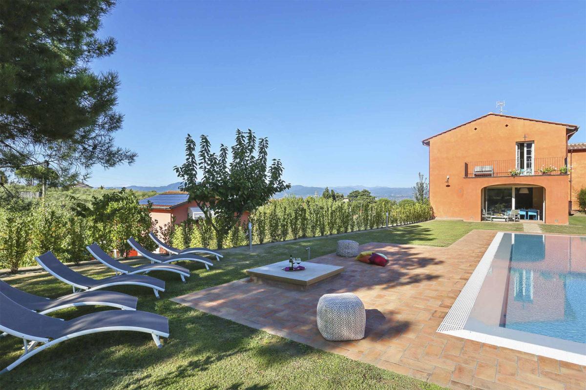 Location de maison de vacances - Onoliving - Maison Uva - Italie - Toscane - Lucca