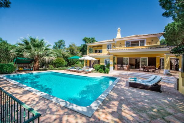 Portugal, Algarve, Quinta do Lago, Blissandra, Location Maison Piscine - Onoliving