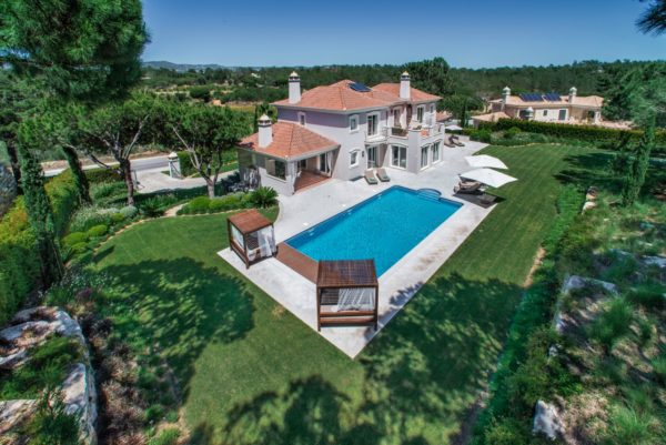 Portugal, Algarve, Quinta do Lago, Clementina, Location Maison Piscine - Onoliving