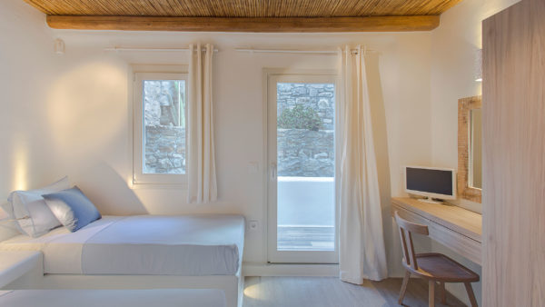 Location de maison, Onoliving, Grèce, Cyclades, Mykonos