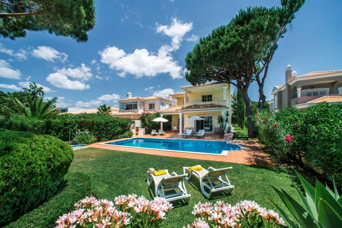 Location Maison Piscine - Onoliving, Gata, Portugal, Algarve, Vilamoura