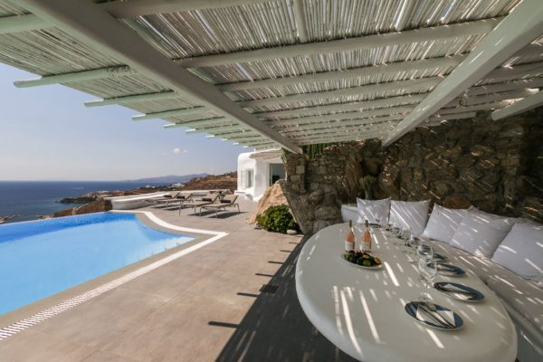 Grèce, Cyclades, Mykonos - The Big Blue - Location Maison Vacances - Onoliving