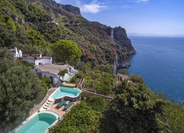 Location de maison, Tower Saracena, Onoliving, Italie, Campanie - Maiori