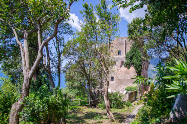 Location de maison, Tower Saracena, Onoliving, Italie, Campanie - Maiori