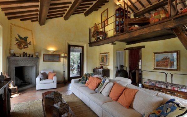 Location de maison, Villa Chira, Onoliving, Italie, Toscane - Montalcino