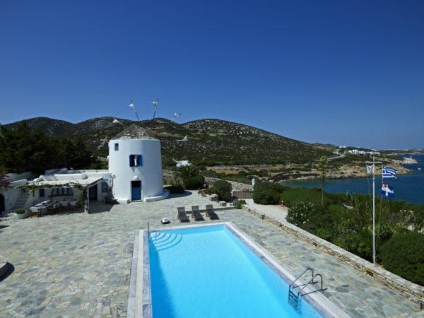 Location de maison, Villa Nati, Onoliving, Grèce - Cyclades, Antiparos