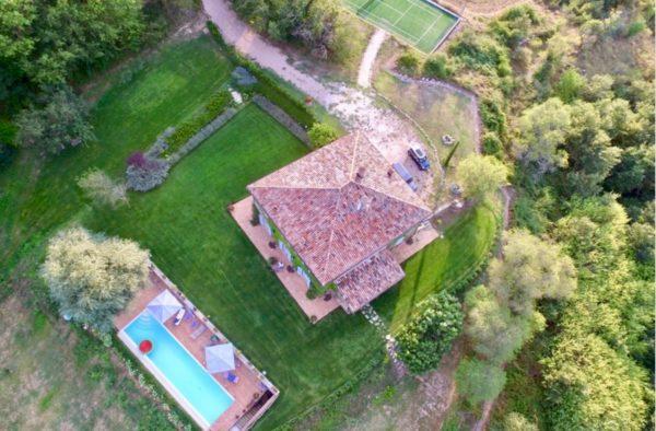 Location de maison, Poggio Posillipo Onoliving, Italie, Ombrie - Todi
