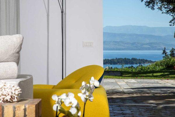Location de maison de vacances, Onoliving, Grèce, Îles Ioniennes - Corfu