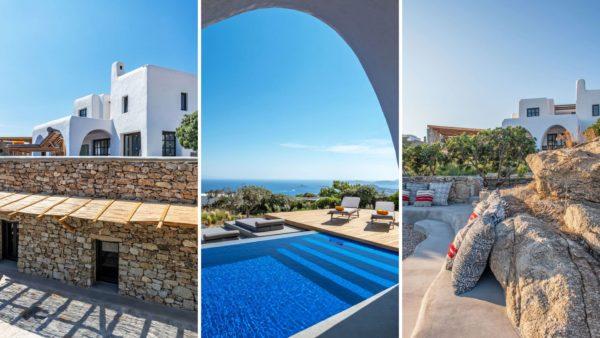 Location de maison vacances, Ella Onoliving, Grèce, Cyclades, Mykonos