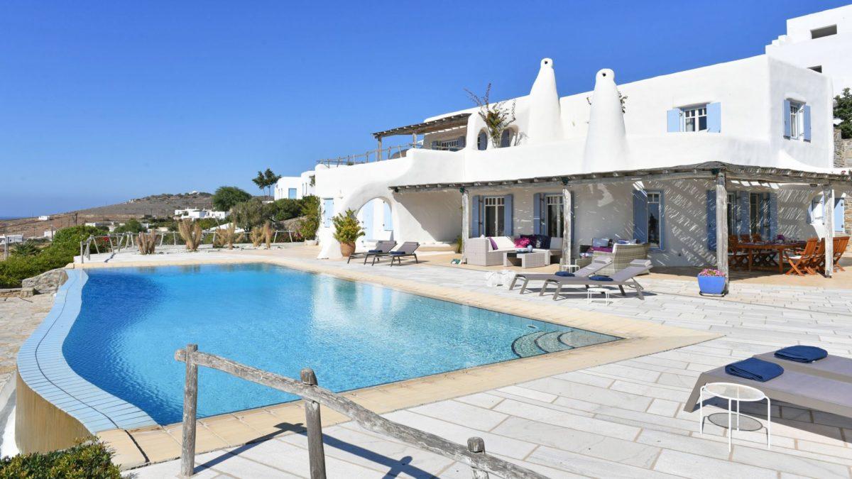 Location de maison vacances, Villa 9777, Onoliving, Cyclades, Paros