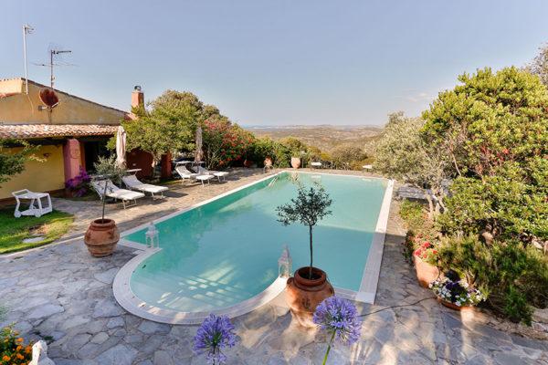 Location de maison Onoliving, Villa Coralia, Sardaigne, Santa Teresa di Gallura