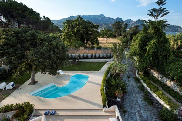 Location Vacances, Villa Naxa, Onoliving, Italie, Sicile, Taormine