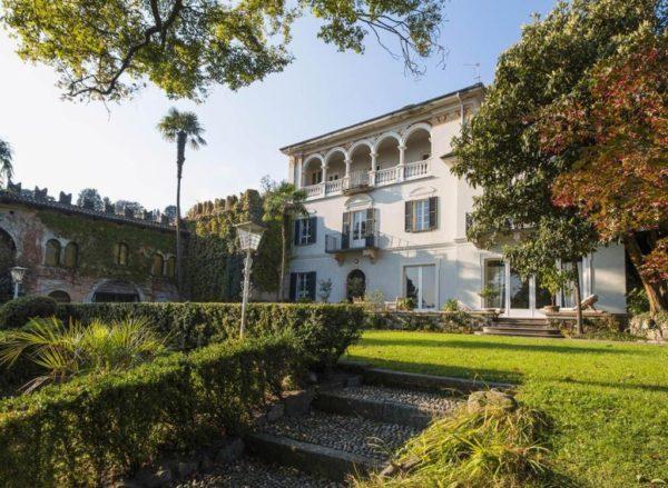 Location de maison, Villa Romane, Onoliving, Italie, Lac Majeur