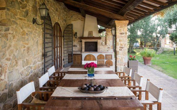 Villa Ulisse, Onoliving, Location Vacances, Toscane, Maremme, Italie