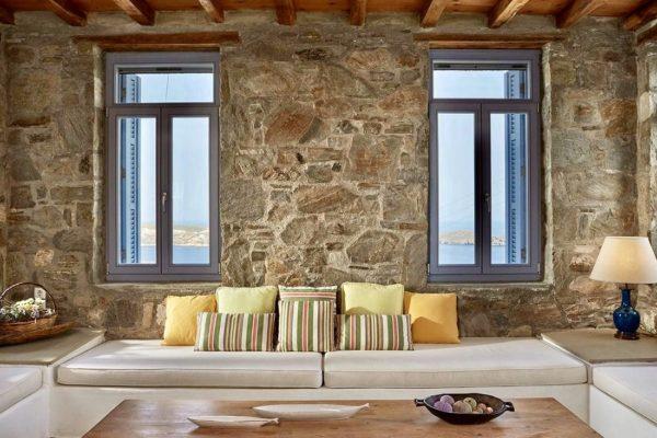 Location de maison Kassia Onoliving, Grèce, Cyclades - Serifos