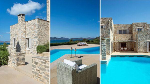 Location de maison vacances, Starfish, Onoliving, Cyclades, Paros