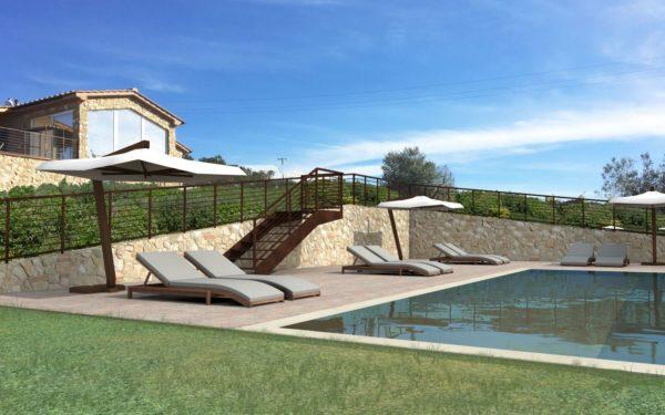 Location Vacances, Villa Eva, Onoliving, Toscane, Livourne, Italie