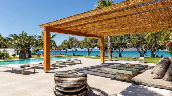 Location de maison vacances, Villa Mirage, Onoliving, Cyclades, Paros