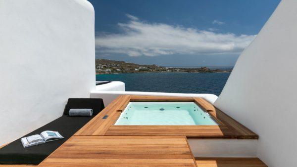 Location de maison vacances, Onoliving, Cyclades, Mykonos
