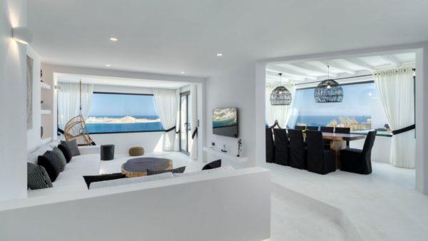 Location de maison vacances, Villa 9792, Onoliving, Cyclades, Mykonos